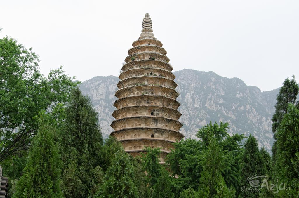 Pagoda Songyue