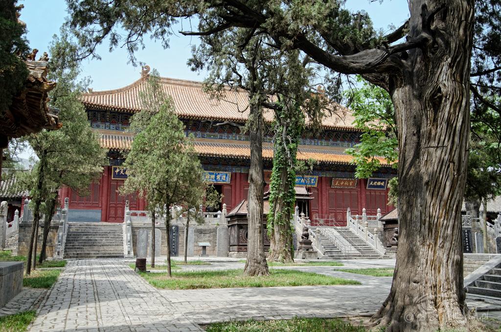 Świątynia Zhongyue