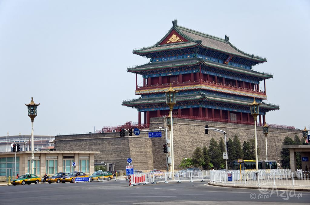 Qiánmén - Brama Przednia