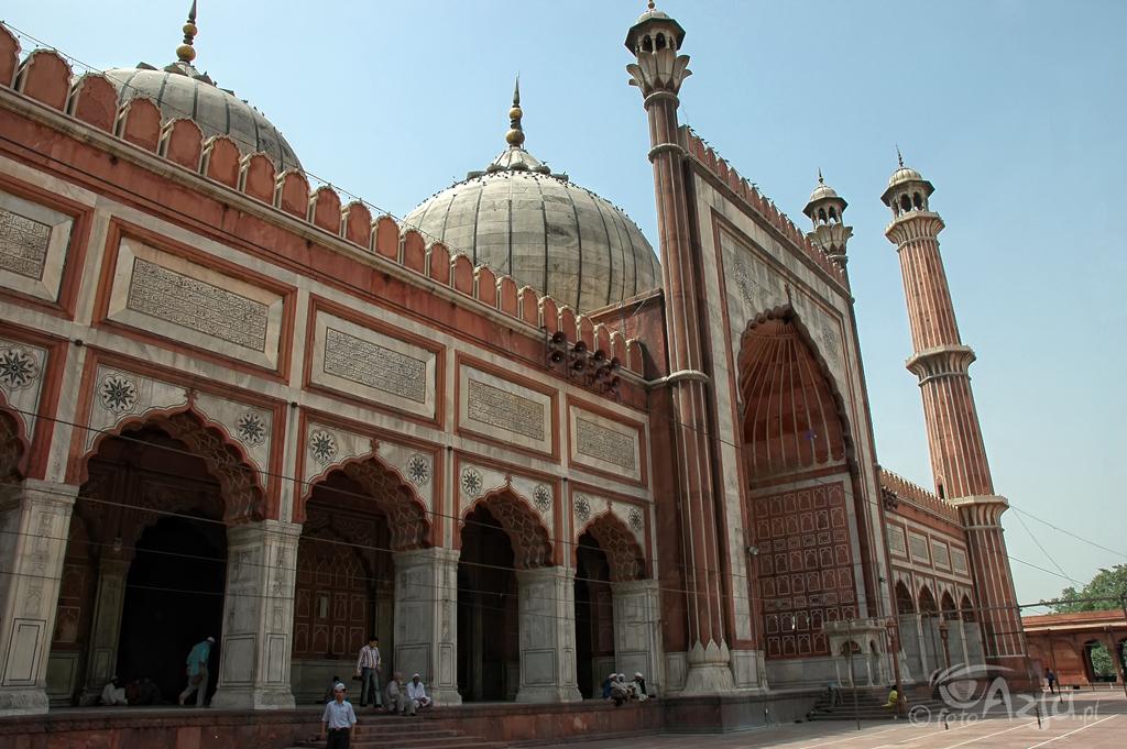 Meczet Piątkowy (Jama Masjid)