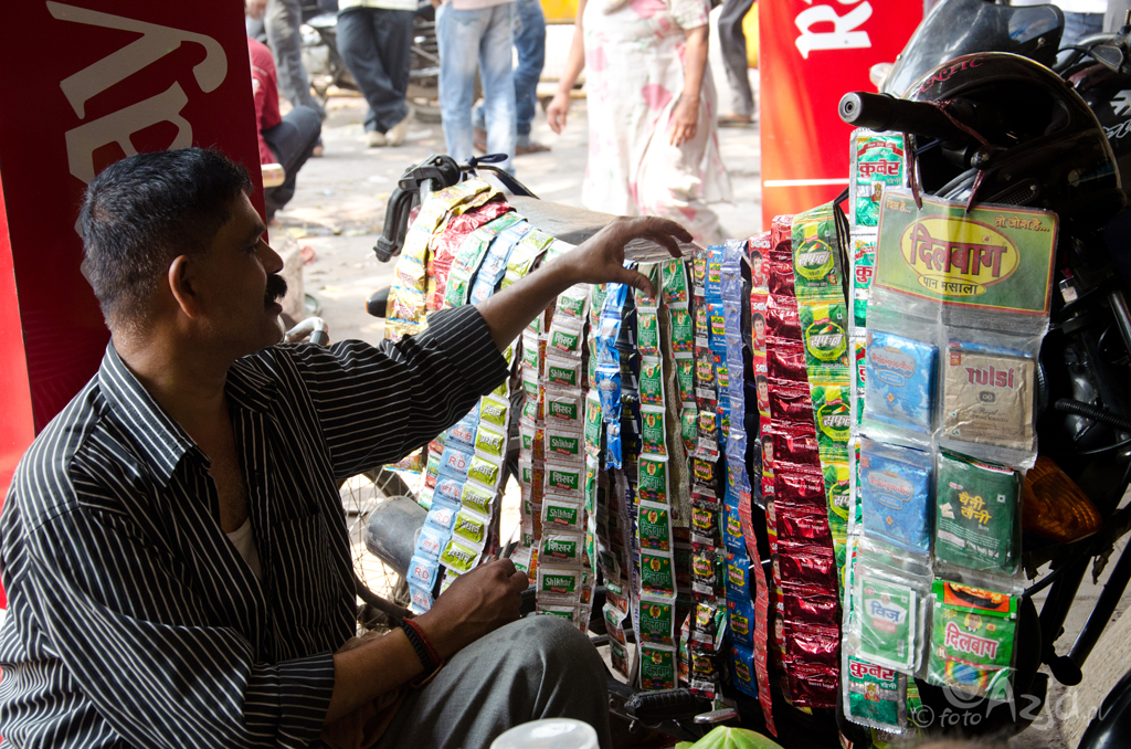 Bazary Old Delhi