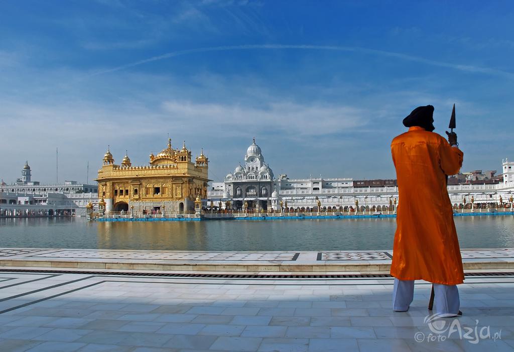 Harmandir Sahib - Złota Świątynia Sikhów