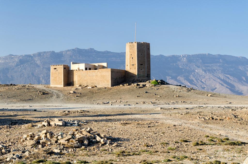 Fort Mirbat