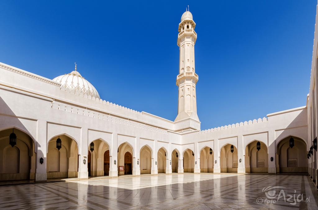 Meczet Sułtana Kabusa