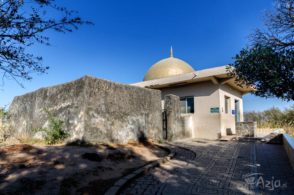 Grobowiec biblijnego Hioba / Nabi Ayoub