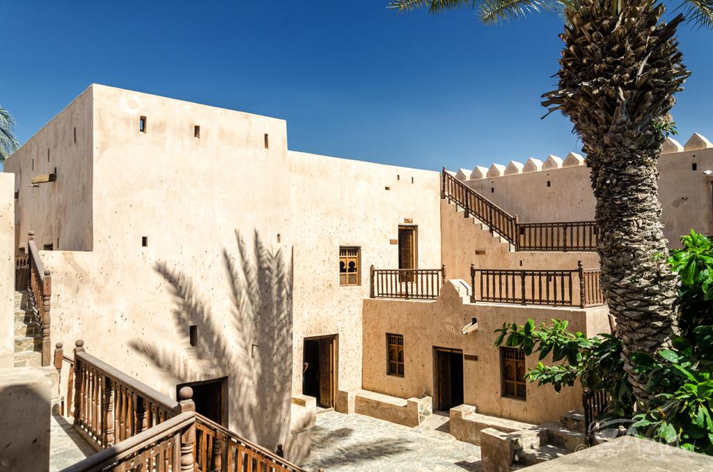 Taqah Fort
