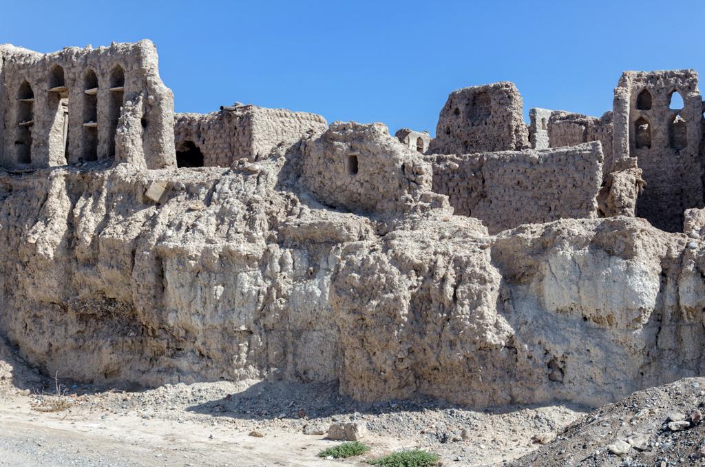 Ruiny Bilad Manah