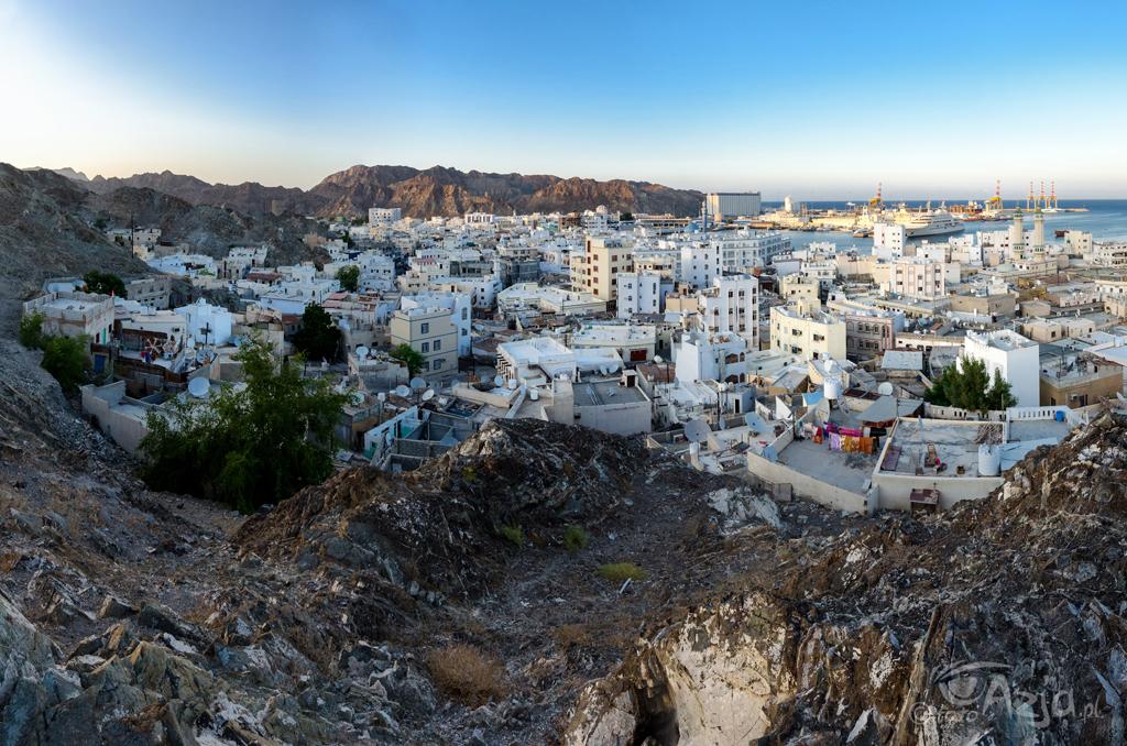Dzielnica Mutrah