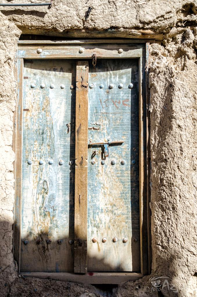 Omańskie bramy