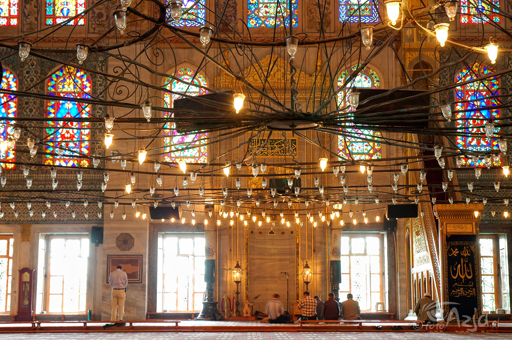 Meczet Sułtana Ahmeda (Błękitny)